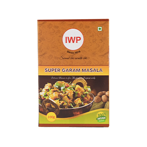 Super Garam Masala title