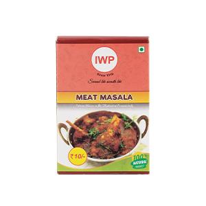 Meat Masala title