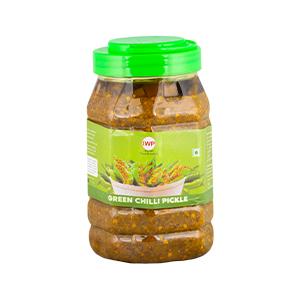 Green Chili Pickle title
