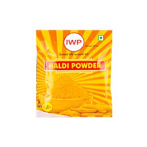 Haldi Powder title