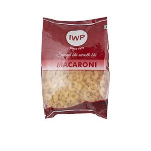 Macaroni title