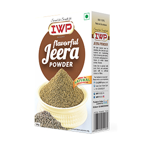 Jeera Powder title