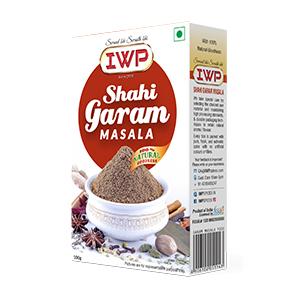 Shahi Garam Masala title